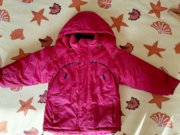 Курточка зимняя для девочки