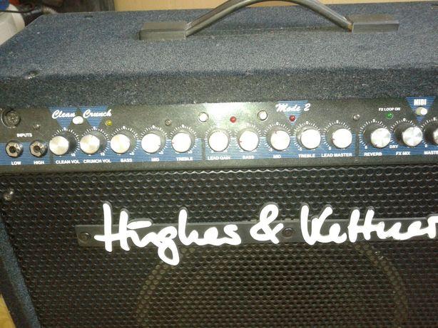 Гитарный комбоусилитель Hughes & kettner. Attax 100