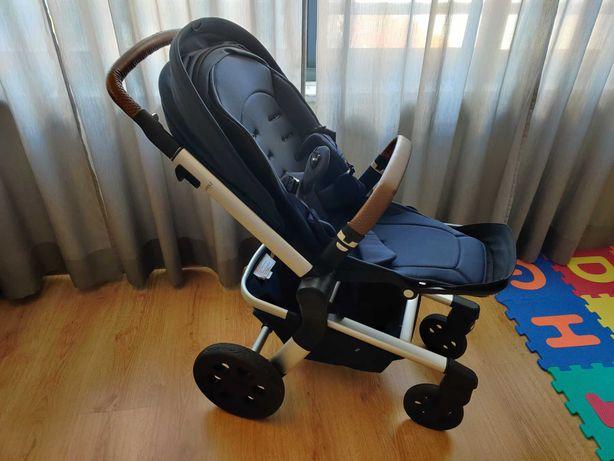 Carrinho bebé Joolz hub + ovo Besafe Izi Go Modular I-Size
