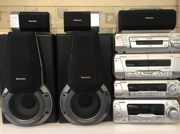 Музыкальный центр Technics SC-EH760
