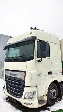 DAF XF 106 EURO 6 Kabina 2015
