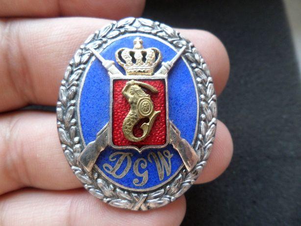 Odznaka - Dowództwo Garnizonu WARSZAWA