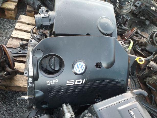Silnik Volkswagen lupo 1.7 sdi stan bdb kompletny