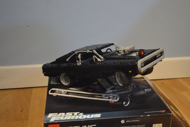 LEGO 42111 Technic-Dom's Dodge Charger Nowy+zestaw lego Power Function