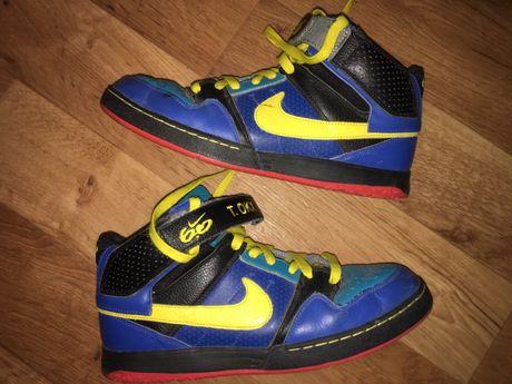 Продам кроссовки  (ботинки )nike air  zoom