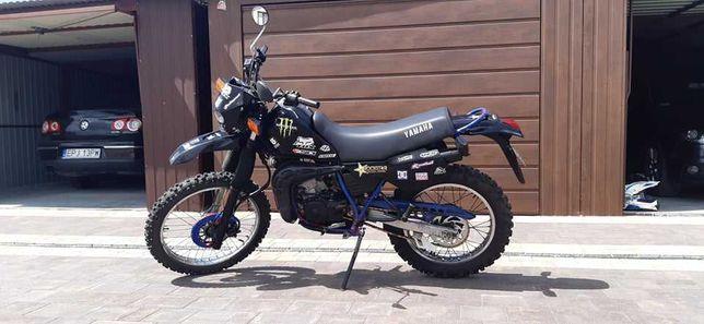 Yamaha DT 125 Zadbana Zarejestrowana