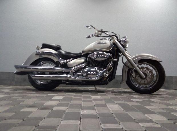 Мотоцикл Suzuki Intruder 400c, чопер