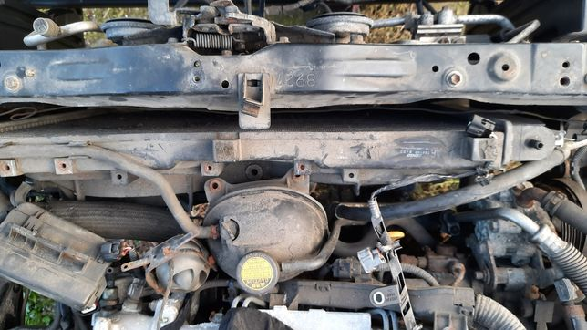 Komplet chłodnic Toyota Avensis t25 2.0d4d 03-06 Europa