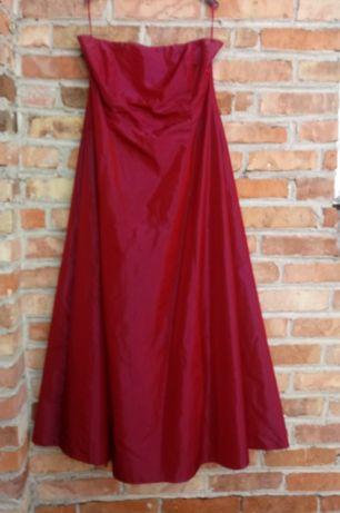 Piękna suknia sukienka wieczorowa rozm 46