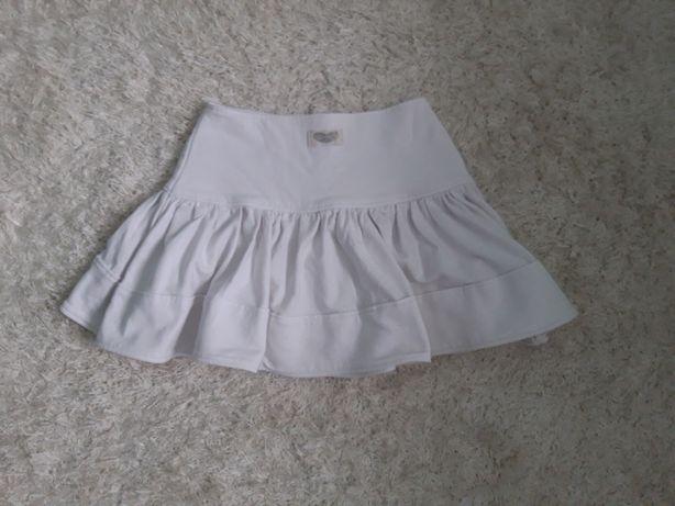 Spódnica by o la la S/36 biała