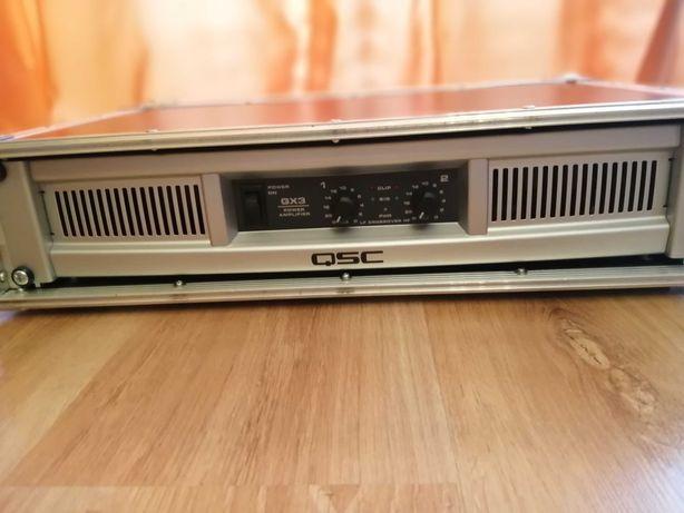 QSC GX3 - końcówka mocy