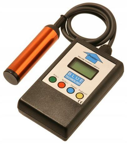 Miernik grubości lakieru czujnik tester MGR10-S-AL