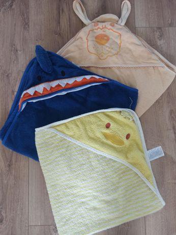 Ręczniki z kapturkiem