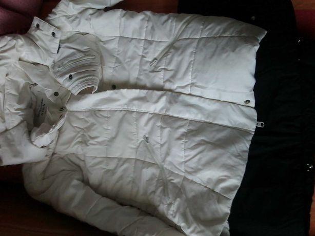 Тёплый, зимний костюм, куртка и штаны.