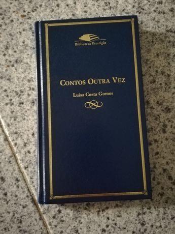"""""""Contos outra vez"""" livro de Luísa Costa Gomes"""