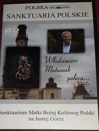 VCD Sanktuaria polskie - sanktuarium Matki Bożej na Jasnej Górze