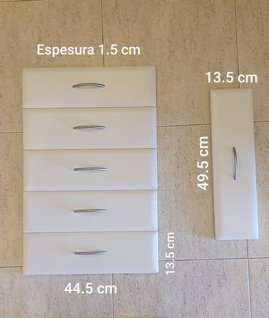 Portas de cozinha lacadas