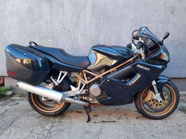 Ducati ST4 916 Sprowadzony ze Szwajcarii.