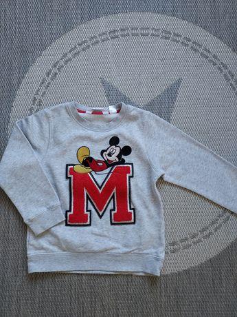 Bluza miki H&M 110