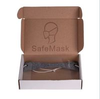 1x Maska ochronna Shield Mini przyłbica na nos i usta