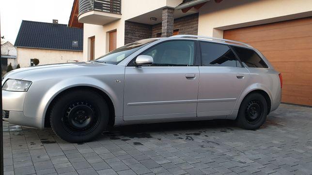 Audi A4 Kombi 1.9 TDI 2004 (+hak)