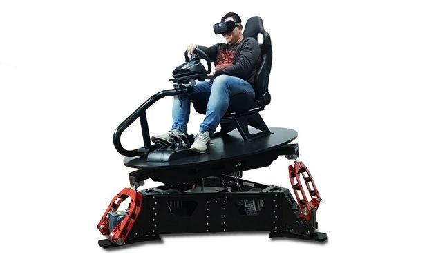 Symulator jazdy 360 -na części lub w całości