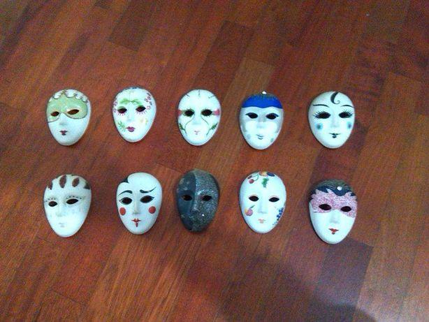 Máscara Philae 1988 Noites e Faustos de Veneza
