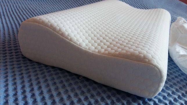 Подушка анатомическая ортопедическая vansе эфект памяти + наволочка