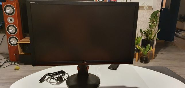 Monitor 27 cali 144Hz