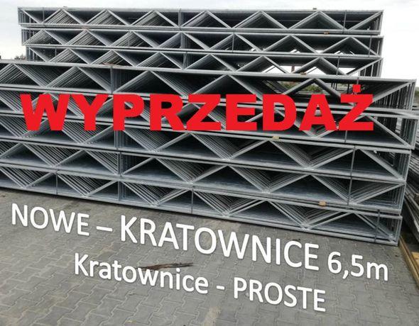 NOWE Kratownice dzwigary legary 6,5m konstrukcja wiata garaż dach płot