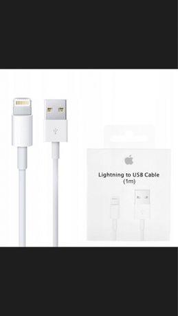 Oryginalny przewód Iphone, Lightning, 1m