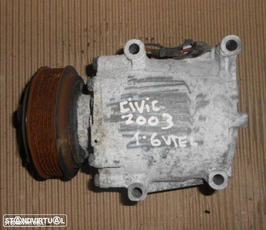 Compressor ac Honda Civic 1.6 gasolina (2003) D00311488 38800PLAE021M2