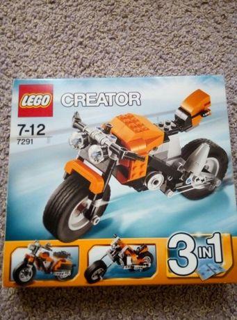 Lego creator 3 in 1 7-12 лет Мотоцикл