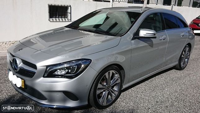 Mercedes-Benz CLA 180 d Fleet Pack Plus