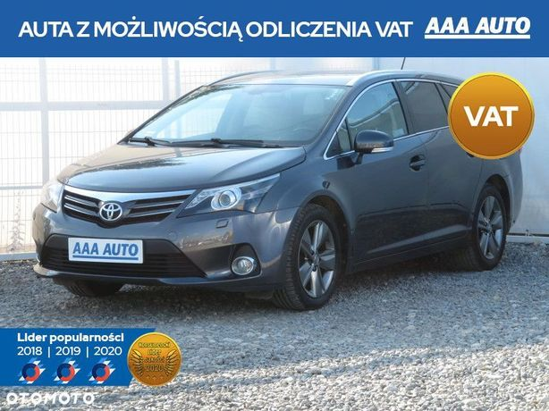 Toyota Avensis 2.2 D-4d, Salon Polska, Automat, Vat 23%, Skóra,