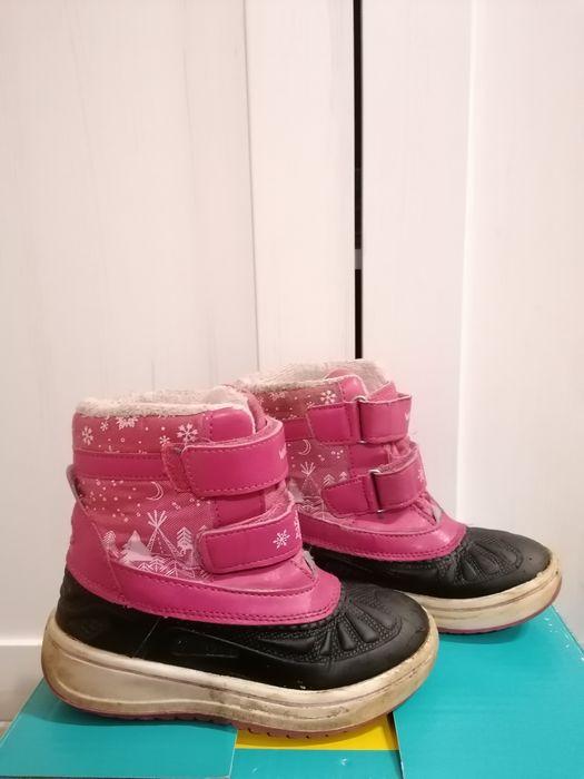 Buty zimowe śniegowce Szczecin - image 1