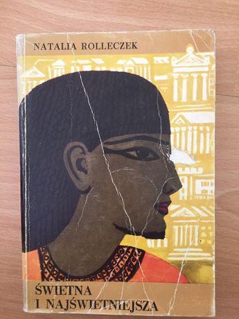 Natalia Rolleczek - Swietna i najświetniejsza