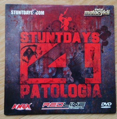 DVD Stunt days: Patologia