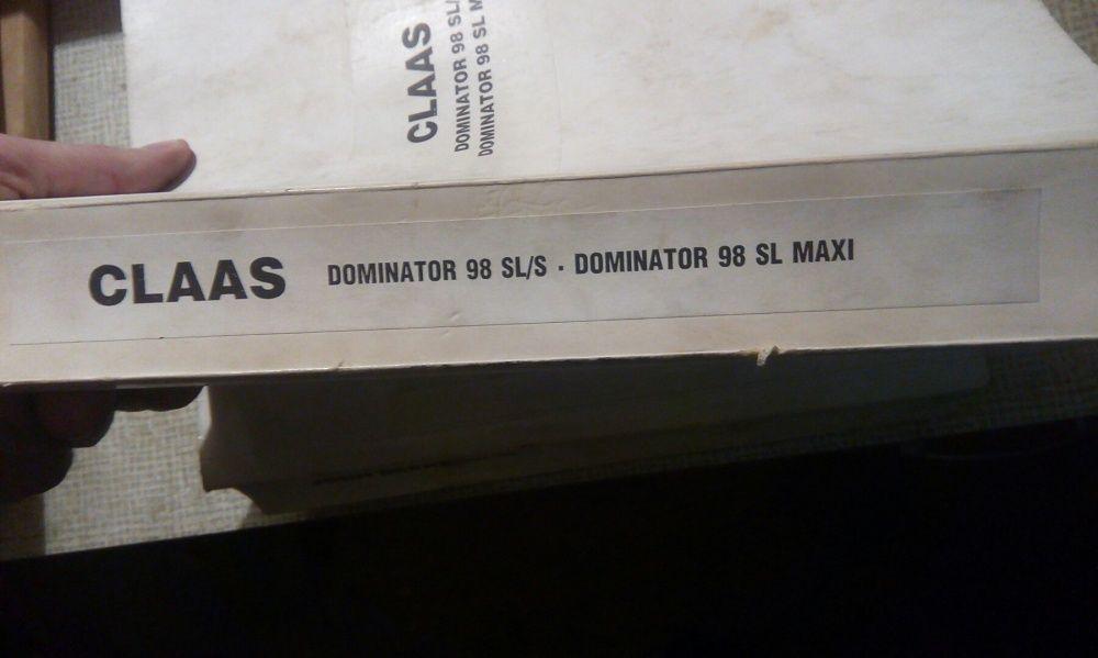 Katalog dominator claas 98