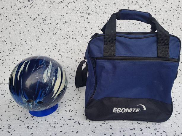Kula do kręgli Ebonite Maxim 6,185 KG + torba