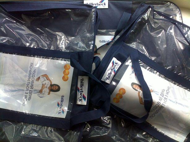 Подушка одеяло биллербек billerbeck сумка чехол - цена за 3 штуки