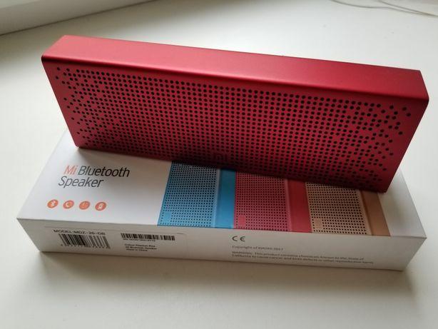 Влютуз колонка Xiaomi Mi Bluetooth Speaker Red