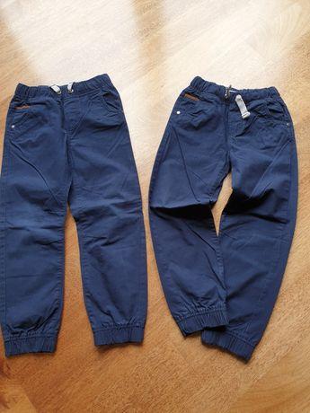 Spodnie cool-club  dla bliźniakow, bliźniąt  128