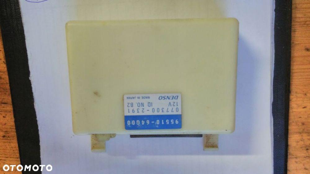 Suzuki Grand Vitara I moduł sterownik klimatyzacji Sieraków - image 1