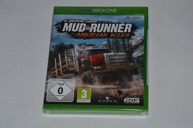 Mud Runner American Wilds PL Nowa Folia