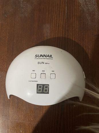 LED лампа для маникюра sunnail