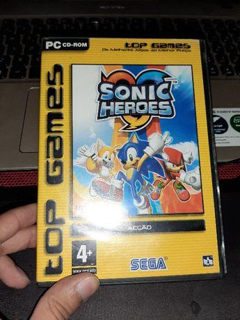 Sonic Heroes PC