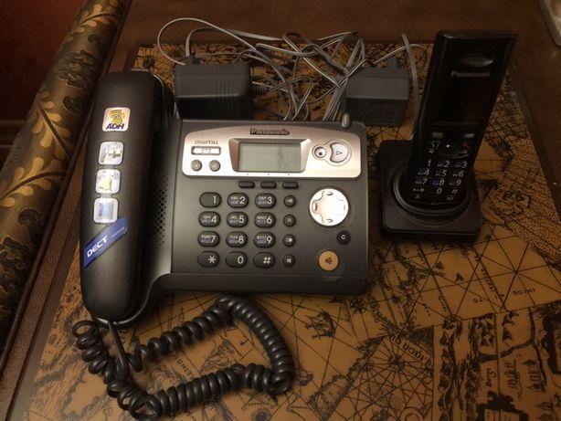 Цифровой беспроводной телефон с автоответчиком Panasonic KX-TCD540RU
