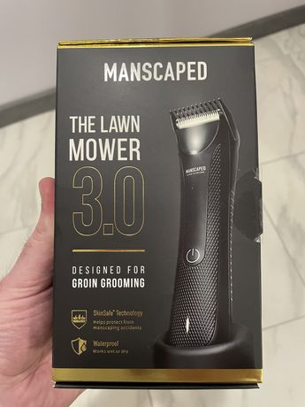 Manscaped - The Lawn Mower 3.0 Rechargeable Wet/Dry Hair Trimmer