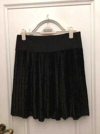 SCHUMACHER spódnica plisowana